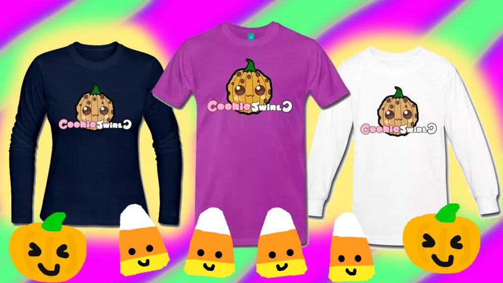 halloween-cookieswirlc-shirt