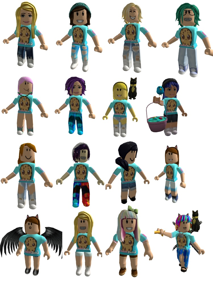 Cookie Fans on Roblox | CookieSwirlC